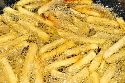 Freír en aceite de Oliva Virgen Extra es SALUDABLE • AtracoM • Comercio CashBack