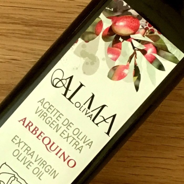 Almaoliva Aceite de Oliva Virgen Extra Arbequino • AtracoM • Comercio CashBack