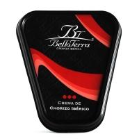 Belloterra Crema de Chorizo Ibérico • Frontal Tarrina de 180g • AtracoM • Comercio Cashback