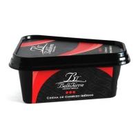 Belloterra Crema de Chorizo Ibérico • Lateral Tarrina de 180g • AtracoM • Comercio Cashback