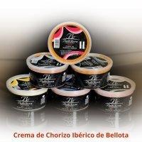 Belloterra Crema de Chorizo Ibérico • Tarrina de 500 g • AtracoM • Comercio Cashback