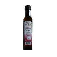 Parqueoliva Vinagre Seco de Membrillo • Botella 25 cl • Trasera • AtracoM • Comercio Cashback