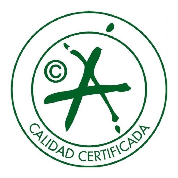 Calidad Certificada • Logo • AtracoM Comercio Cashback