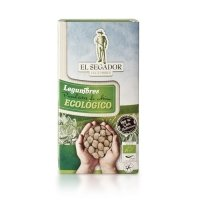 El Segador Garbanzo Ecológico Pedrosillano • Caja • AtracoM Comercio Cashback