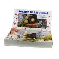 Sobrina de las Trejas Caja Surtida 2,75 kg • AtracoM Comercio Cashback