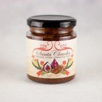 Santa Claudia Mermelada de Higo con Chocolate • Tarro 250 g • AtracoM Comercio Cashback