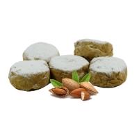 Sobrina de las Trejas Polvorón de Almendra • Caja 500 g • AtracoM Comercio Cashback