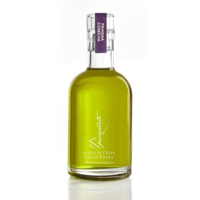 Picuélite Aceite de Oliva Virgen Extra Picual de Baeza Botella de 20 cl • Atracom Comercio Cashback