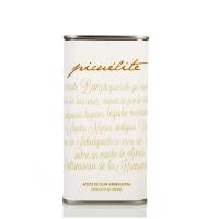 Picuélite Aceite de Oliva Virgen Extra Picual de Baeza Lata de 25 cl • Atracom Comercio Cashback