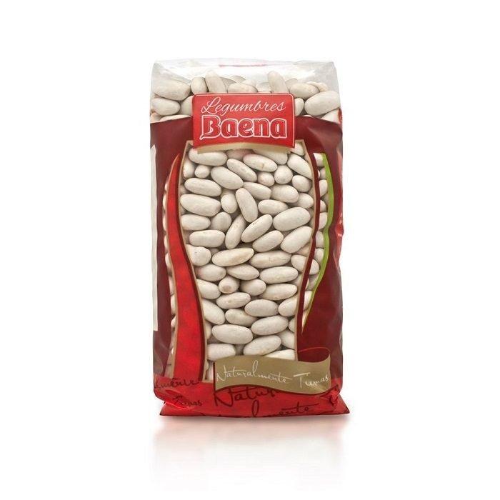 Legumbres Baena Alubia Extra • Bolsa 1 kg • AtracoM Comercio Cashback