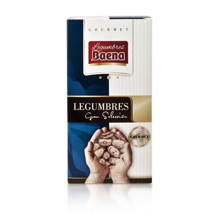Legumbres Baena Alubia Pinta • Caja 500 g • AtracoM Comercio Cashback