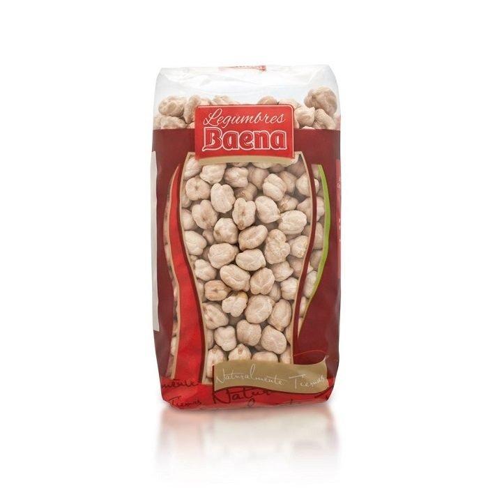 Legumbres Baena Garbanzo Blanco • Bolsa 1 kg • AtracoM Comercio Cashback