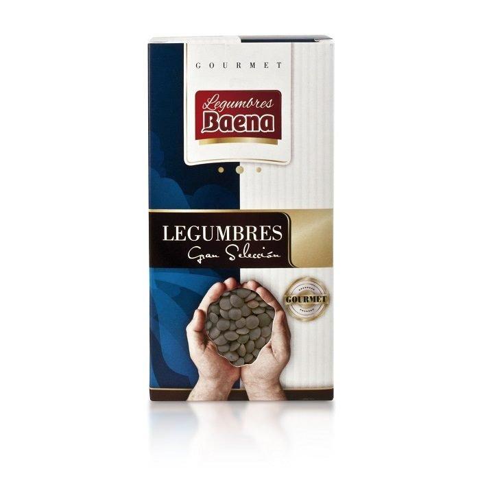 Legumbres Baena Lenteja Pardina • Caja 500 g • AtracoM Comercio Cashback