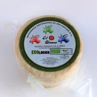 El Palancar Queso de Cabra Ecológico Curado de Leche Cruda 900 g • AtracoM Comercio Cashback