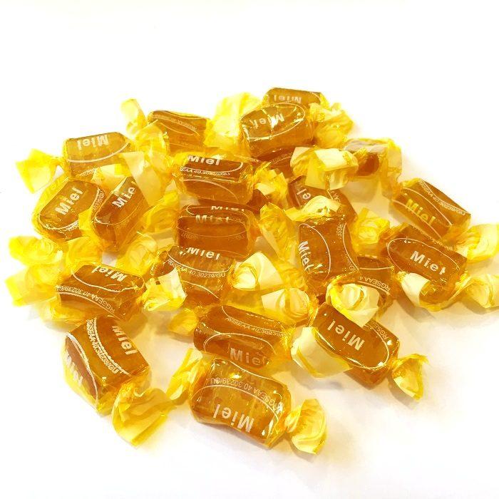Moramiel Oro Caramelos de Miel de Mil Flores • Bolsa 200 g • AtracoM Comercio Cashback