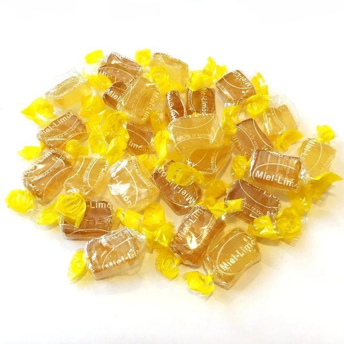 Moramiel Oro Caramelos de Miel y Limón • Bolsa 200 g • AtracoM Comercio Cashback