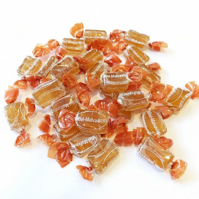 Moramiel Oro Caramelos de Miel y Malvavisco • Bolsa 200 g • AtracoM Comercio Cashback