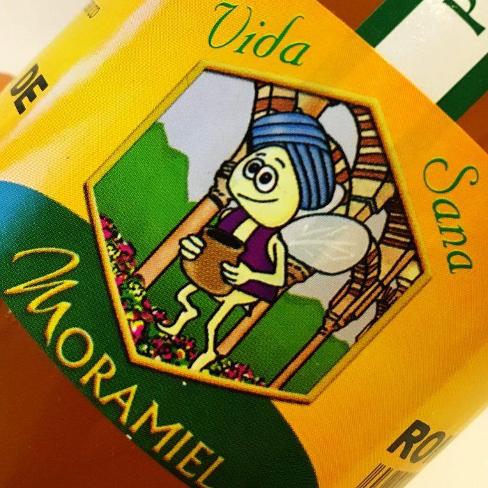 Moramiel Oro • Etiqueta • AtracoM Comercio Cashback