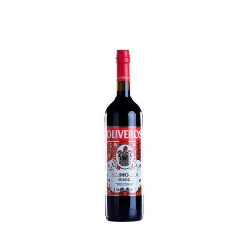 Oliveros Vermouth Crianza 75 cl • AtracoM Comercio Cashback