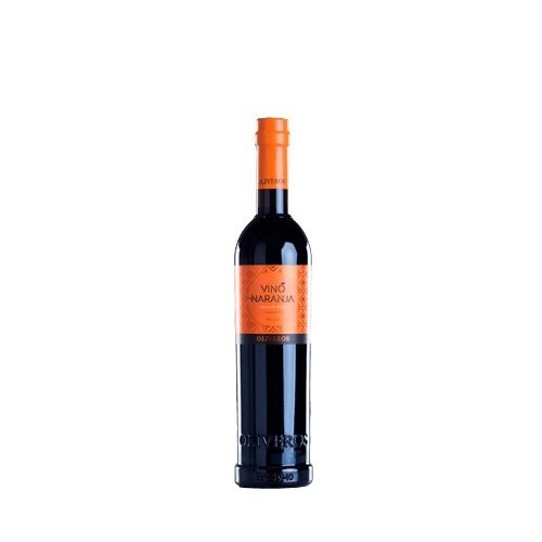 Oliveros Vino Naranja 50 cl • AtracoM Comercio Cashback