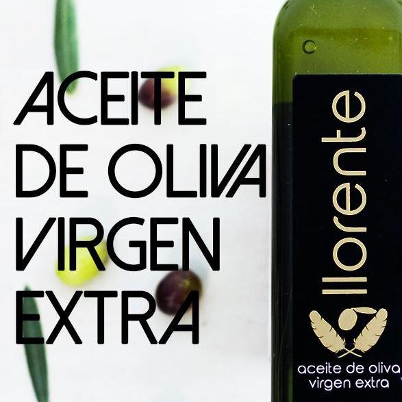 Llorente Aceite Oliva Virgen Extra Fondo • AtracoM Comercio Cashback
