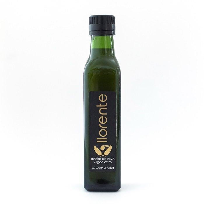 Llorente Aceite de Oliva Virgen Extra Botella 25 cl • AtracoM Comercio Cashback