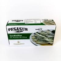 Pesasur Sardinillas Aceite de Oliva • AtracoM Comercio Cashback