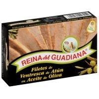 Reina del Guadiana Ventresca de Atún en Aceite de Oliva • AtracoM Comercio Cashback