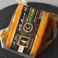 La Verea Queso de Vaca de Leche Cruda Pimentón • AtracoM Comercio Cashback