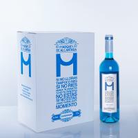 Marqués de Alcántara Vino Azul • Caja 6 Botellas 75 cl • AtracoM