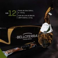 Belloterra Lote nº 12 de Productos del Cerdo Ibérico • AtracoM Comercio CashbackWorld