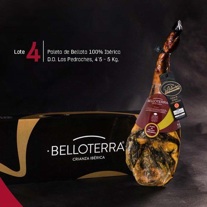 Belloterra Lote nº 4 de Productos del Cerdo Ibérico • AtracoM Comercio CashbackWorld