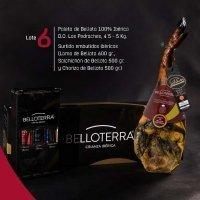 Belloterra Lote nº 6 de Productos del Cerdo Ibérico • AtracoM Comercio CashbackWorld