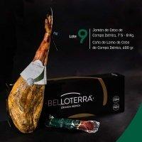 Belloterra Lote nº 9 de Productos del Cerdo Ibérico • AtracoM Comercio CashbackWorld