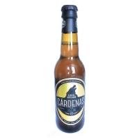 Cárdenas Pale Ale Cerveza Artesana Rubia • Botella 33 cl