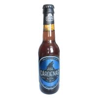 Cárdenas Pasión Cerveza Artesana • Botella 33 cl
