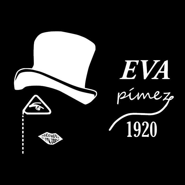 Eva Pímez 1920 • Logo • AtracoM Comercio Cashback World